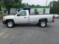 Options:  2012 Chevrolet Silverado 1500 Work Truck 4X2