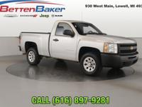 Options:  2012 Chevrolet Silverado 1500 2Wd Reg Cab
