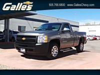 This Chevrolet Silverado 1500 has a dependable Gas V6
