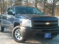 2012 Chevrolet Silverado 1500, Imperial Blue, Accident