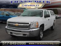 Options:  2012 Chevrolet Silverado 1500 Work Truck|4X4