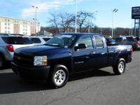 Exterior Color: blue, Body: Pickup, Engine: V8 4.80L,