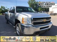We have just taken in this Heavy Duty 2012 Chevrolet