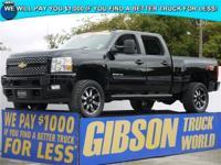 WWW.GIBSONTRUCKWORLD.COM 2012 Chevy Silverado 2500 LTZ