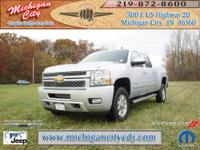 LTZ Plus Package, Electronic Shift 4x4, 6.6 Liter Turbo