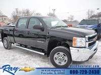 One Owner - GM CERTIFIED - 4WD - CREW CAB - 6.6 L