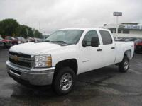 LOW MILES REMAINING WARRANTY DURAMAX DSL 4WD CREW WEHRS