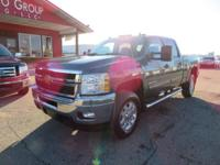 Options:  2012 Chevrolet Silverado 2500Hd Z71 Package!