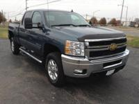 Silverado 2500HD LT, 4WD, MULTI POINT INSPECTION, OIL