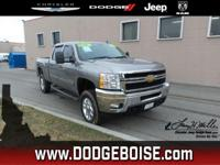 Only 38,812 Miles! This Chevrolet Silverado 2500HD