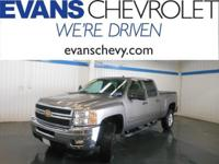 GM Certified!! LT Package!! Crew Cab!! Four Wheel