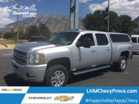 This 2012 Chevrolet Silverado 2500HD LTZ is offered to