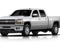 2012 Chevrolet Silverado 2500HD, CARFAX ONE OWNER, and