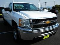 New Arrival** This vigorous Silverado 2500HD with its