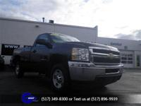 Options:  2012 Chevrolet Silverado 2500Hd Work