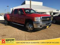 New Price! Clean CARFAX. Certified. Victory Red 2012