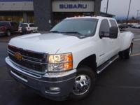 Options:  2012 Chevrolet Silverado 3500Hd