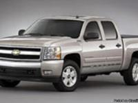 Make:  Chevrolet Model:  Silverado Year: