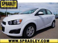 2012 Chevrolet Sonic 4dr Car LT Our Location is: