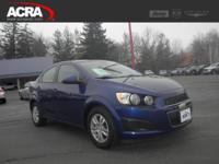 Used Chevrolet Sonic, options include:  Fog Lights, an