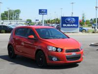 New Price! 2012 Chevrolet inferno orange metallic FWD