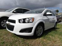 Come see this 2012 Chevrolet Sonic LT. Its Automatic