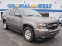 Super clean 8 passenger Suburban that will get the
