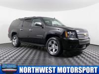 Clean Carfax 4x4 SUV with Heated Steering Wheel!