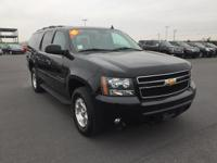 2012 Chevrolet Suburban 1500 LT 4WD 6-Speed Automatic