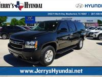 This outstanding example of a 2012 Chevrolet Suburban