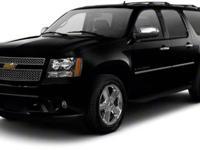 2012 Chevrolet Suburban LT For