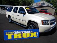 Have you always wanted a nice Chevrolet Suburban? How