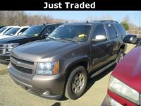 Tahoe... LS... RWD... 5.3 V8... Convenience Package...