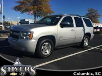 This 2012 Chevrolet Tahoe LT offers    *Clean Vehicle