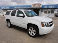 Options:  2012 Chevrolet Tahoe Lt 2Wd|This Vehicle Has