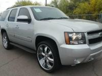 Options:  2012 Chevrolet Tahoe|Vin: