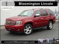 2012 Chevrolet Tahoe LT 3rd row seats: split-bench, 9