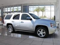 Priced below Market! This Chevrolet Tahoe is CERTIFIED!