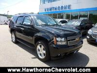 Carfax One Owner 2012 Chevrolet Tahoe LTZ 4WD SUV