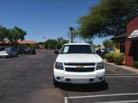 Options:  2012 Chevrolet Tahoe Special Service 4X4 4Dr
