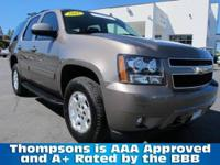 GM CERTIFIED PRE-OWNED! .....2012 Chevrolet LT 4x4 with
