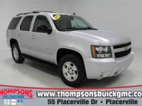 Premium Features in this 2012 Chevrolet Tahoe