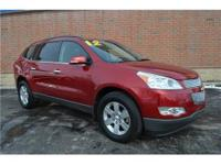 2012 CHEVROLET TRAVERSE 1LT Our Location is: Rockenbach