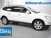 Traverse LT, AWD, All Wheel Drive, NEW TIRES, OnStar,