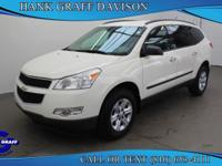 Here's a great deal on a 2012 Chevrolet Traverse!