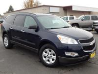 Options:  2012 Chevrolet Traverse Ls|We Offer Financing