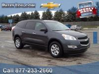 2012 TRAVERSE LS - Clean CARFAX - Certified **Power