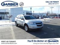 Introducing the 2012 Chevrolet Traverse LS! Featuring a