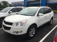 Text us Directly a!  Clean CARFAX. White 2012 Chevrolet