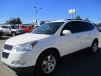 Load your family into the 2012 Chevrolet Traverse! The